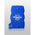 Wick Wings Vliegtuigbedje Blue  (Extra zacht incl. super antislip)
