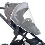 Universal Muggennet voor alle kinderwagen, reiswieg, autobedje, autostoel (merk Jane)