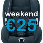Weekend autostoel (9-18 kg)